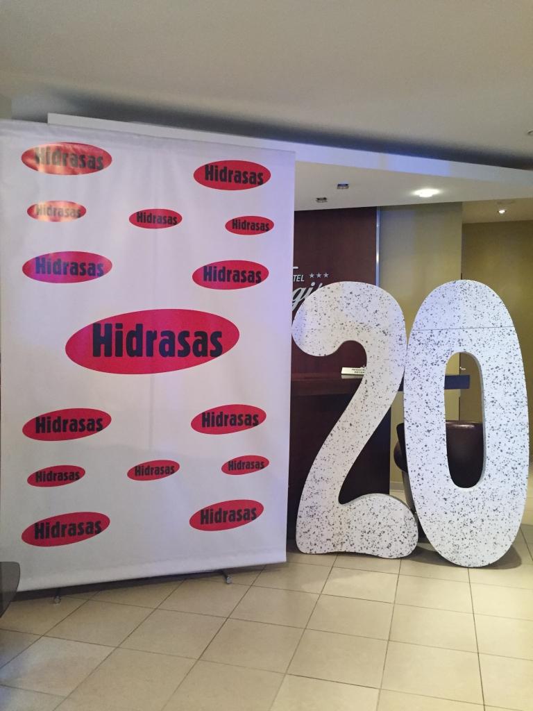 hidrasas 20